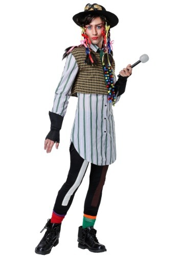 Chameleon Popstar Costume for Men