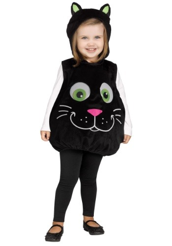 Googly Eye Cat Costume for Toddlers