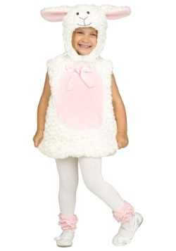 Bubble Lamb Toddler Costume