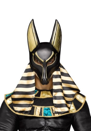 Anubis Mask for Adults