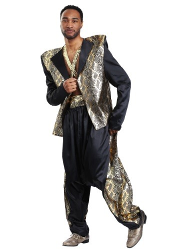 Click Here to buy Cant Touch This 90s Pop Star Mens Costume from HalloweenCostumes, CDN Funds & Shipping
