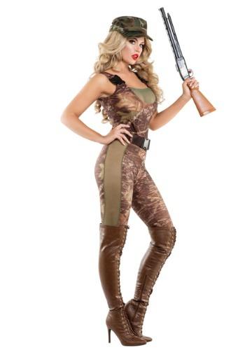 Hunter Hottie Womens Costume