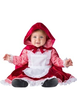Little Red Riding Hood Deluxe Infant Costume