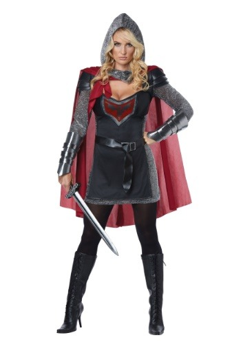 Click Here to buy Valorous Knight Womens Costume from HalloweenCostumes, CDN Funds & Shipping