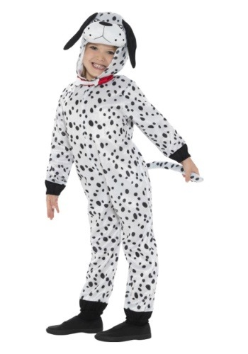 Click Here to buy Dalmatian Kids Costume from HalloweenCostumes, CDN Funds & Shipping