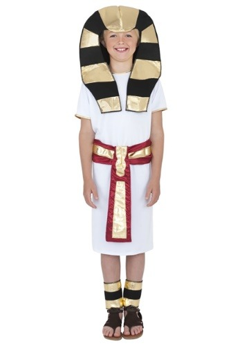 Kids Pharaoh Costume