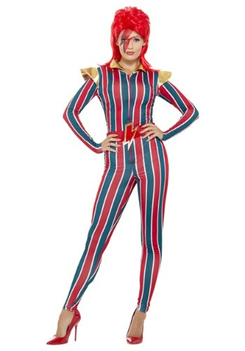 80s Space Superstar Costume for Women