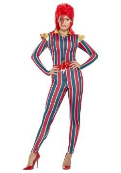 Women's 80's Space Superstar Costume
