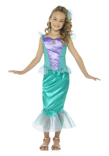 Click Here to buy Mermaid Girls Costume from HalloweenCostumes, CDN Funds & Shipping