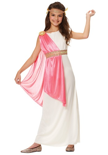 Click Here to buy Ancient Roman Empress Costume from HalloweenCostumes, CDN Funds & Shipping