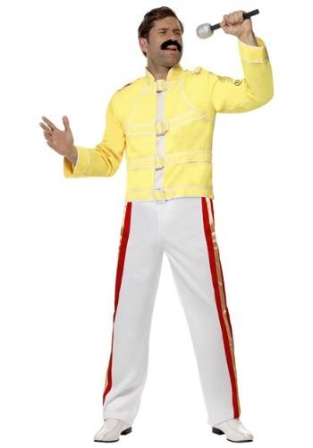 Men's Freddie Mercury Costume