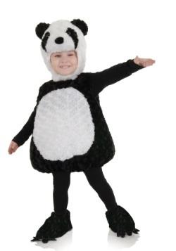 Toddler Panda Costume