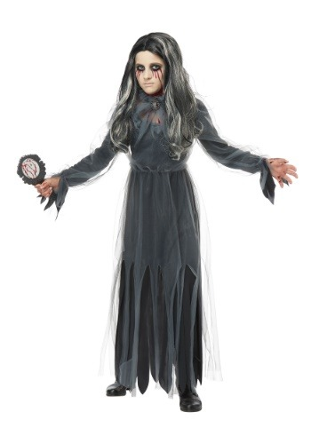 Click Here to buy Bloody Mary Girls Costume from HalloweenCostumes, CDN Funds & Shipping
