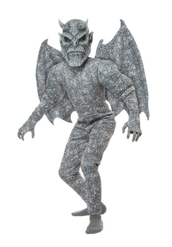 Ghastly Gargoyle Costume for Boys