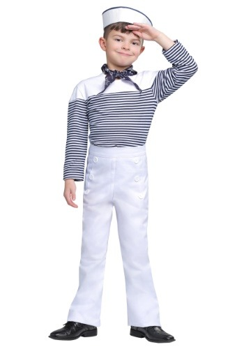 Click Here to buy Vintage Sailor Boys Costume from HalloweenCostumes, CDN Funds & Shipping
