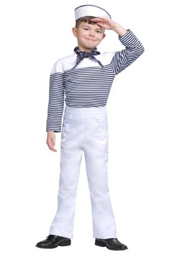 Vintage Sailor Costume for Boys
