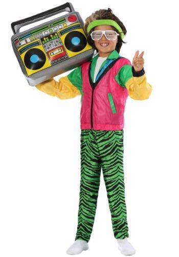 80's Jock Boys Costume