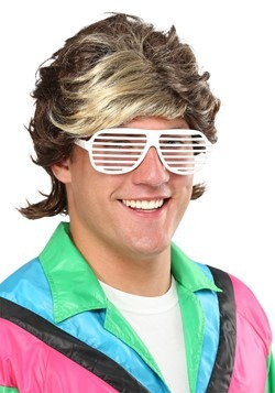 Men's 80's Highlight Wig
