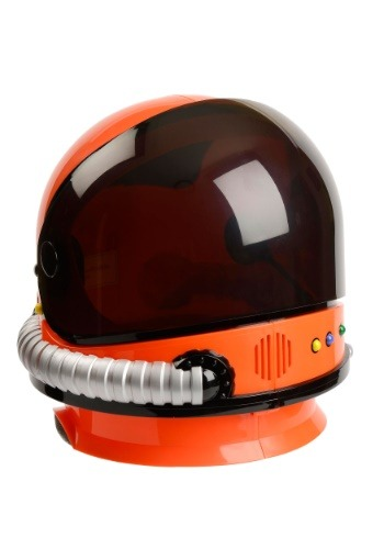 Click Here to buy Orange Astronaut Helmet for Kids from HalloweenCostumes, CDN Funds & Shipping