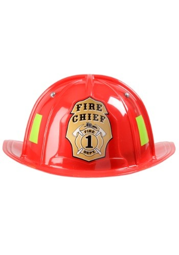 Click Here to buy Kids Basic Firefighter Helmet from HalloweenCostumes, CDN Funds & Shipping