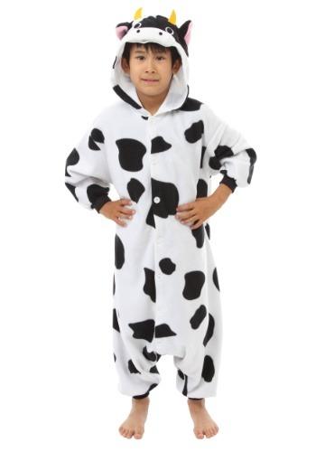 Child Cow Kigurumi