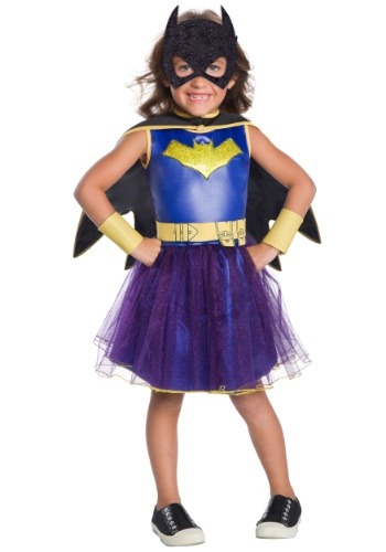 Deluxe Batgirl Toddler Costume for Girls
