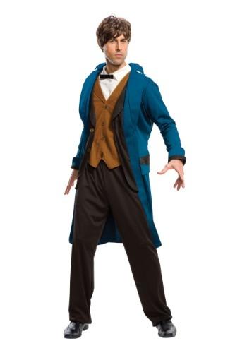 Men's Newt Scamander Costume