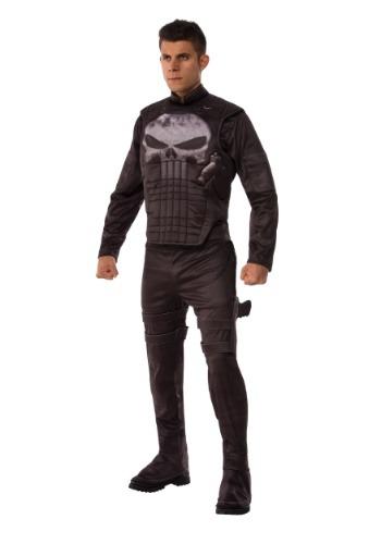 Punisher Deluxe Men's Costume