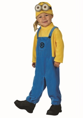 Despicabe Me 3 Minion Toddler Costume