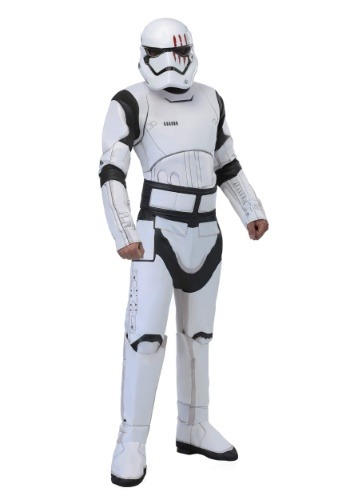 Click Here to buy Adult Finn FN-2187 Stormtrooper Costume from HalloweenCostumes, CDN Funds & Shipping