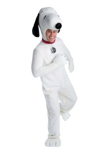 Snoopy Deluxe Adult Size Costume from Peanuts