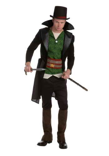 Click Here to buy Assassins Creed Jacob Frye Classic Mens Costume from HalloweenCostumes, CDN Funds & Shipping