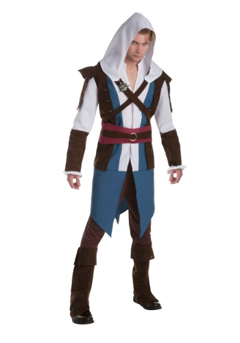 Click Here to buy Assassins Creed Edward Kenway Mens Costume from HalloweenCostumes, CDN Funds & Shipping
