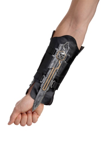 Click Here to buy Assassins Creed Edward Kenway Hidden Blade Gauntlet from HalloweenCostumes, CDN Funds & Shipping