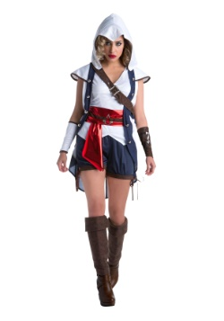 Assassins Creed Connor Classic Womens Costume