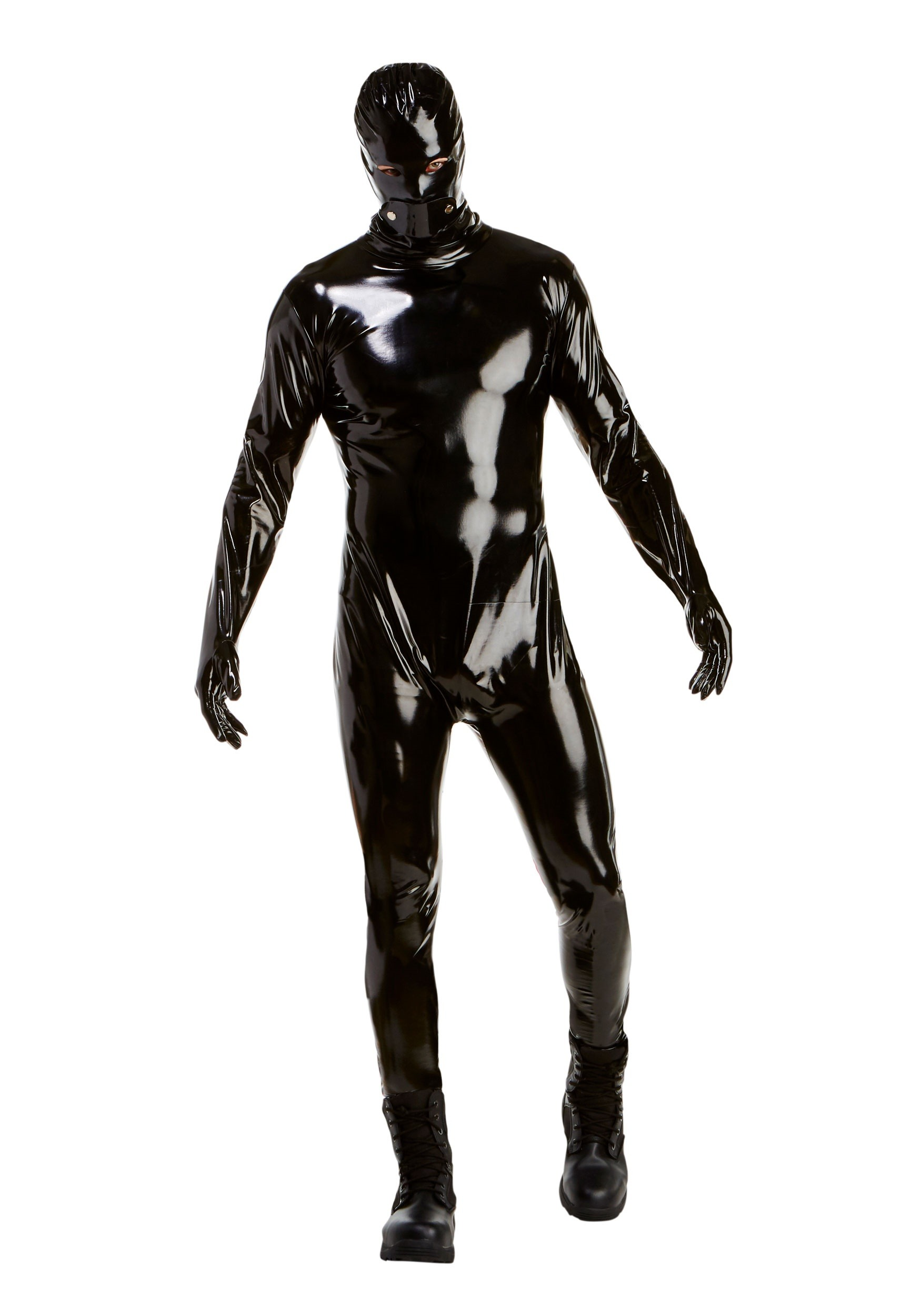 American Horror Story Rubber Man Classic Costume For Men-2692