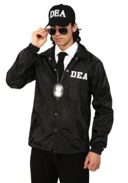 Adult DEA Agent Costume