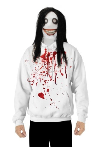 Creepy Killer Costume for Adults