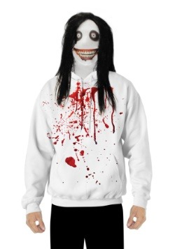 Jeff the Killer Adult Costume