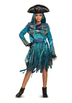 Girls Descendants 2 Uma Deluxe Costume