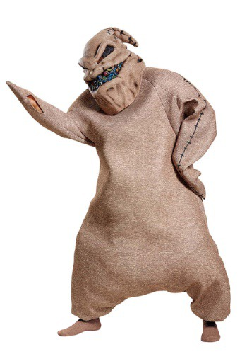 Oogie Boogie Prestige Costume from Nightmare Before Christmas