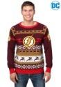 Flash Logo Mens Holiday Sweater