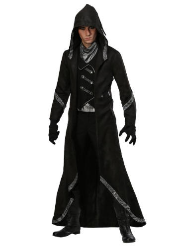 Click Here to buy Mens Plus Size Modern Warlock Costume from HalloweenCostumes, CDN Funds & Shipping