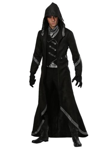 Mens Plus Size Modern Warlock Costume