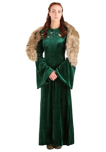 Wolf Princess Womens Costume