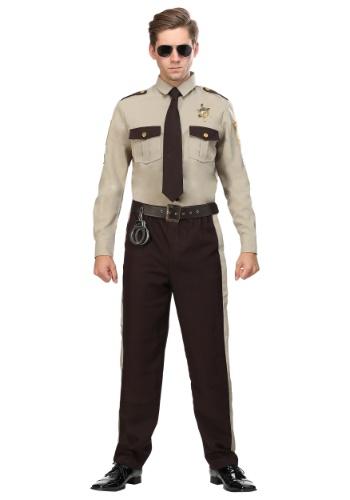 Men's Sheriff Costume