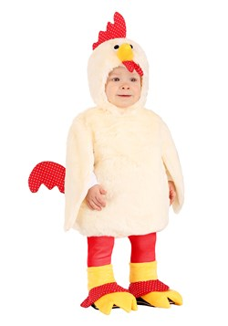 Toddler Reese the Rooster Costume