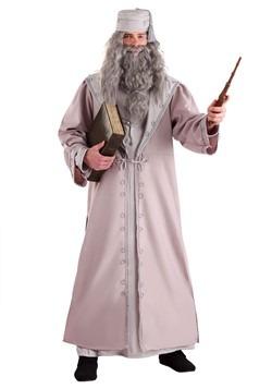 Adult Deluxe Plus Size Dumbledore Costume