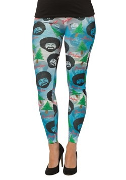 Bob Ross Womens Leggings