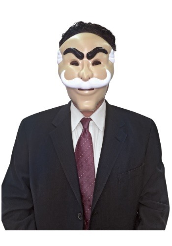 Mr. Robot Fsociety Mask for Adults
